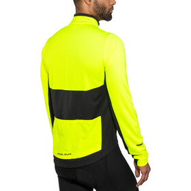 PEARL iZUMi Select Maillot manches longues Homme, screaming yellow/black